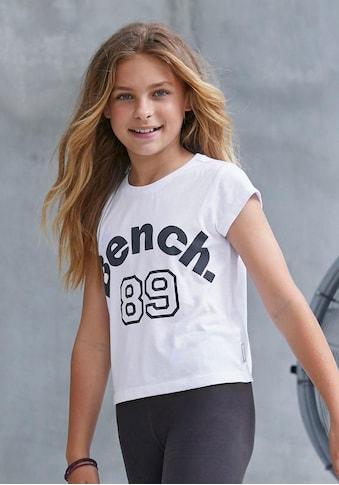 Bench. T-Shirt, in kurzer Form kaufen