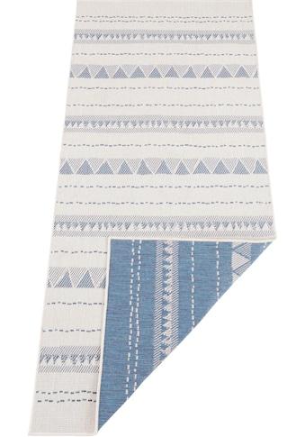 bougari Läufer »Bahamas«, rechteckig, 5 mm Höhe, In- und Outdoor geeignet, Wendeteppich kaufen
