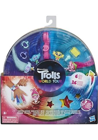 Hasbro Kreativset »DreamWorks Trolls World Tour, Tiny Dancers Greatest Hits« kaufen