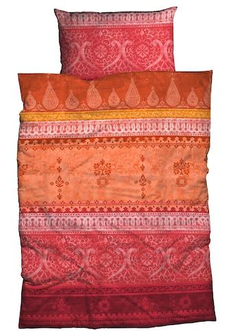 CASATEX Bettwäsche »Indi, Baumwoll-Satin« kaufen