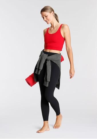 Nike Tanktop »The Nike Yoga Luxe Crop Tank« kaufen