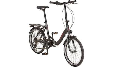 "Prophete Trekkingrad »URBANICER 20.BSU.10 City Bike 20""«, 7 Gang Shimano Shimano Tourney Schaltwerk, Kettenschaltung kaufen"