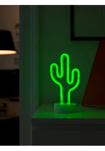 KONSTSMIDE LED Schlauchsilhouette Kaktus kaufen