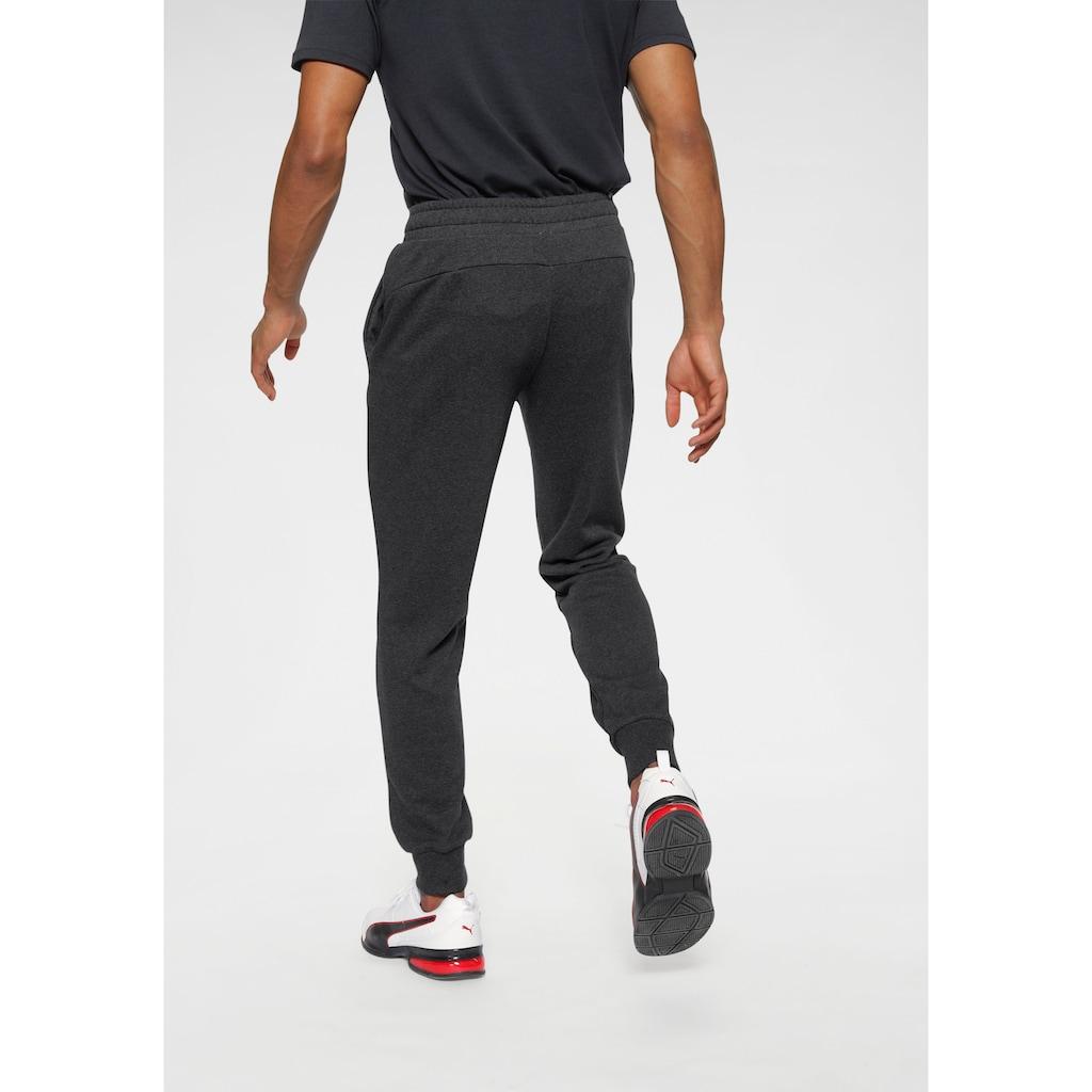 PUMA Jogginghose »ESSENTIAL LOGO PANTS TR CL«