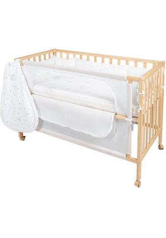 roba® Babybett »Room Bed, safe asleep®, Sternenzauber natur« kaufen