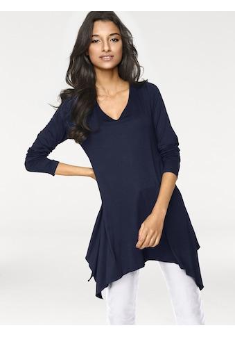Longshirt asymmetrisch kaufen