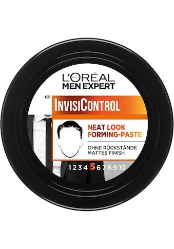 L'ORÉAL PARIS MEN EXPERT Haarpomade »InvisiControl Neat Look Forming Paste« kaufen