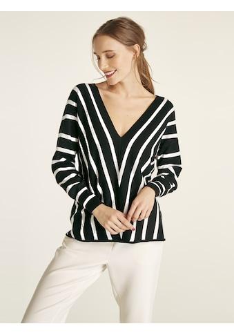Pullover tief ausgeschnitten kaufen