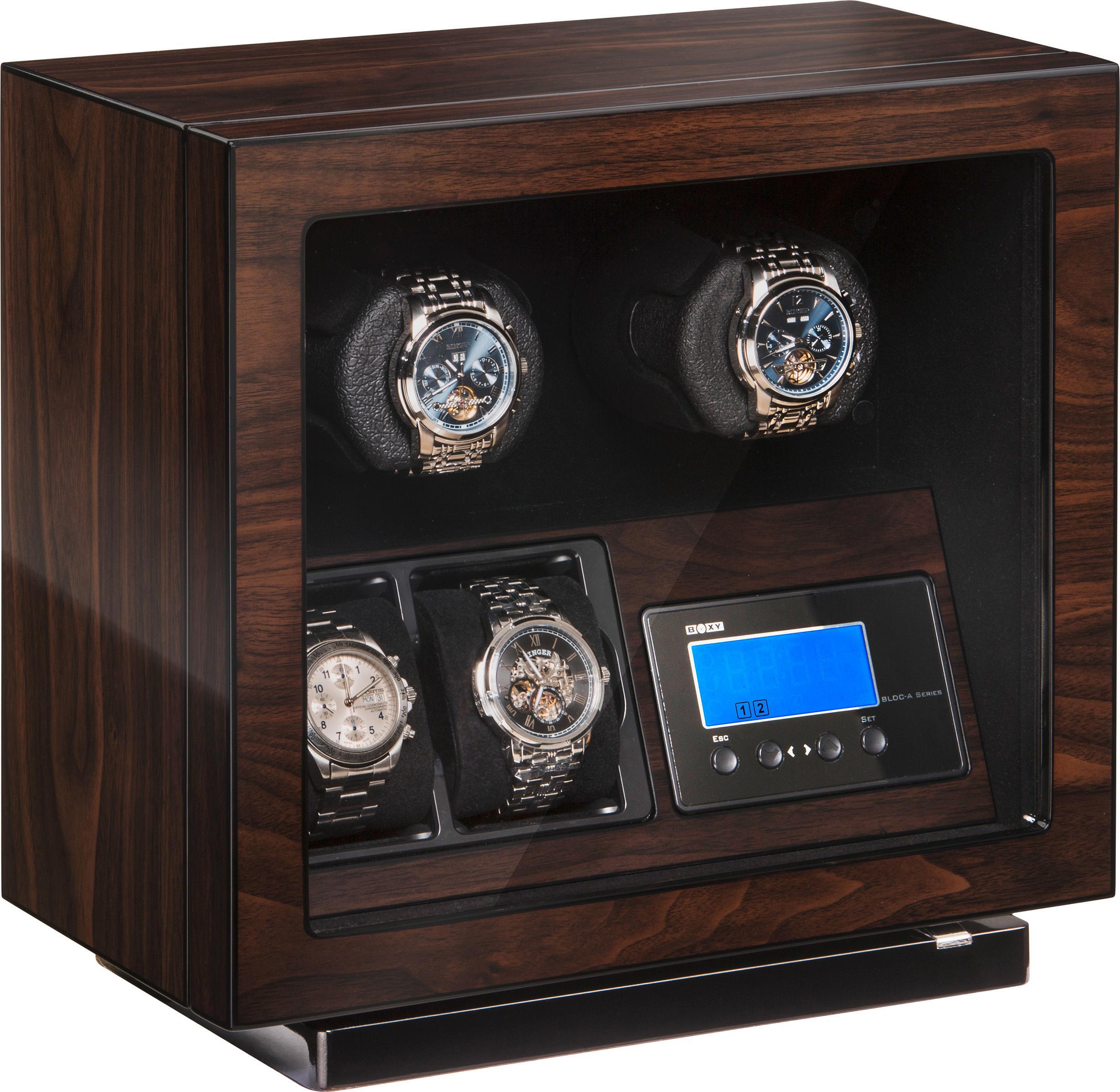 Boxy Uhrenbeweger »Boxy BLDC für 2 Uhren, 309417« | Uhren > Uhrenbeweger | Boxy