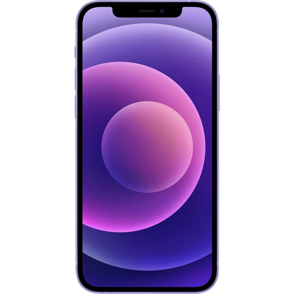 "Apple Smartphone »iPhone 12, 5G«, (15,5 cm/6,1 "", 128 GB Speicherplatz, 12 MP Kamera)"