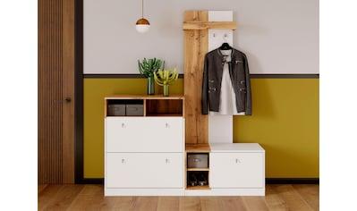 my home Garderoben - Set »Sambre« (Set, 3 - tlg) kaufen
