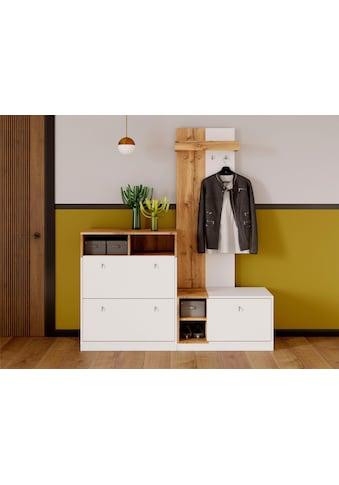 my home Garderoben-Set »Sambre«, (Set, 3 St.) kaufen