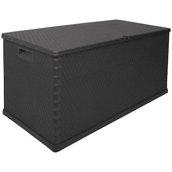 ONDIS24 Kissenbox »Rattan«, 120 x 57 x 63, 420 Liter, Kunststoff kaufen