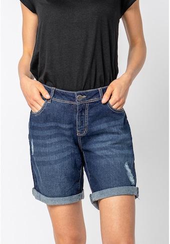 SUBLEVEL Jeansbermudas, mit Stretchanteil kaufen