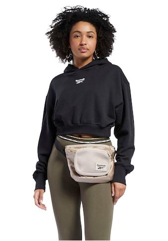 Reebok Classic Kapuzensweatshirt »CL PF CROPPED FT HOODY« kaufen