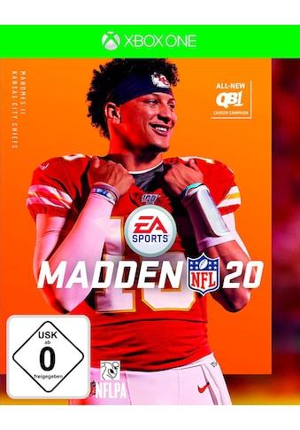 Madden NFL 20 Xbox One kaufen