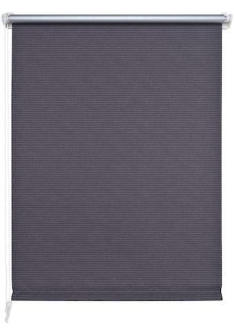 Seitenzugrollo »Klemmfix - Thermo - Rollo Bambus Optik«, Liedeco, verdunkelnd, ohne Bohren kaufen