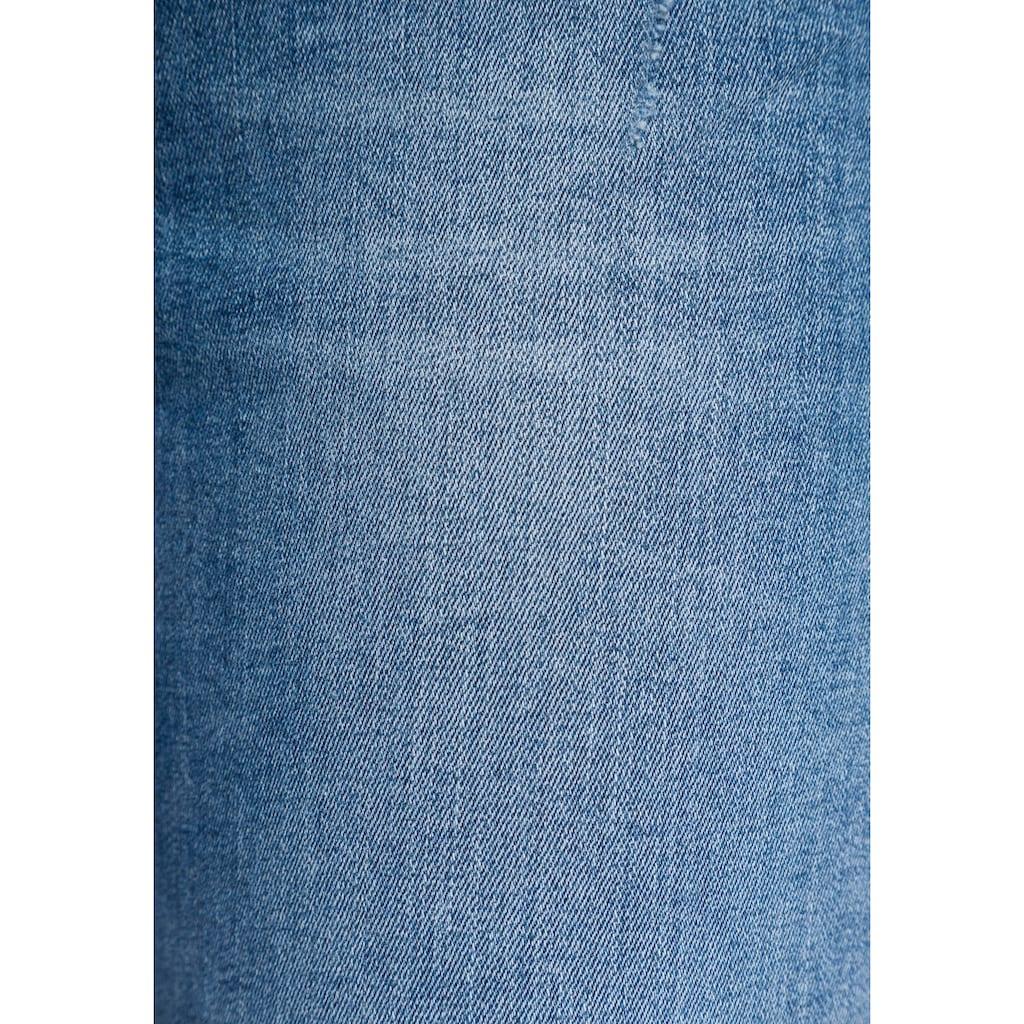 Herrlicher Bootcut-Jeans »SUPER G BOOT«, High Waisted