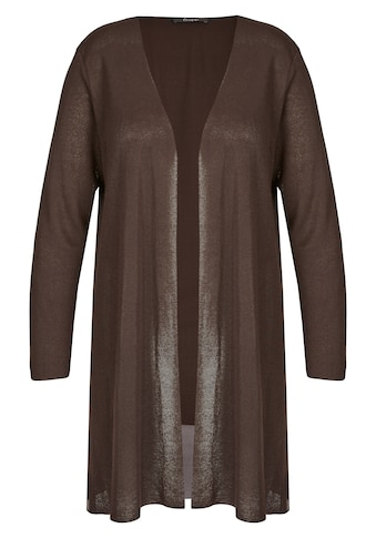 FRAPP Cardigan, mit Transparent-Einsatz kaufen