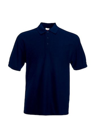 Fruit of the Loom Poloshirt »65/35 Herren Piqué Polo-Shirt, Kurzarm« kaufen