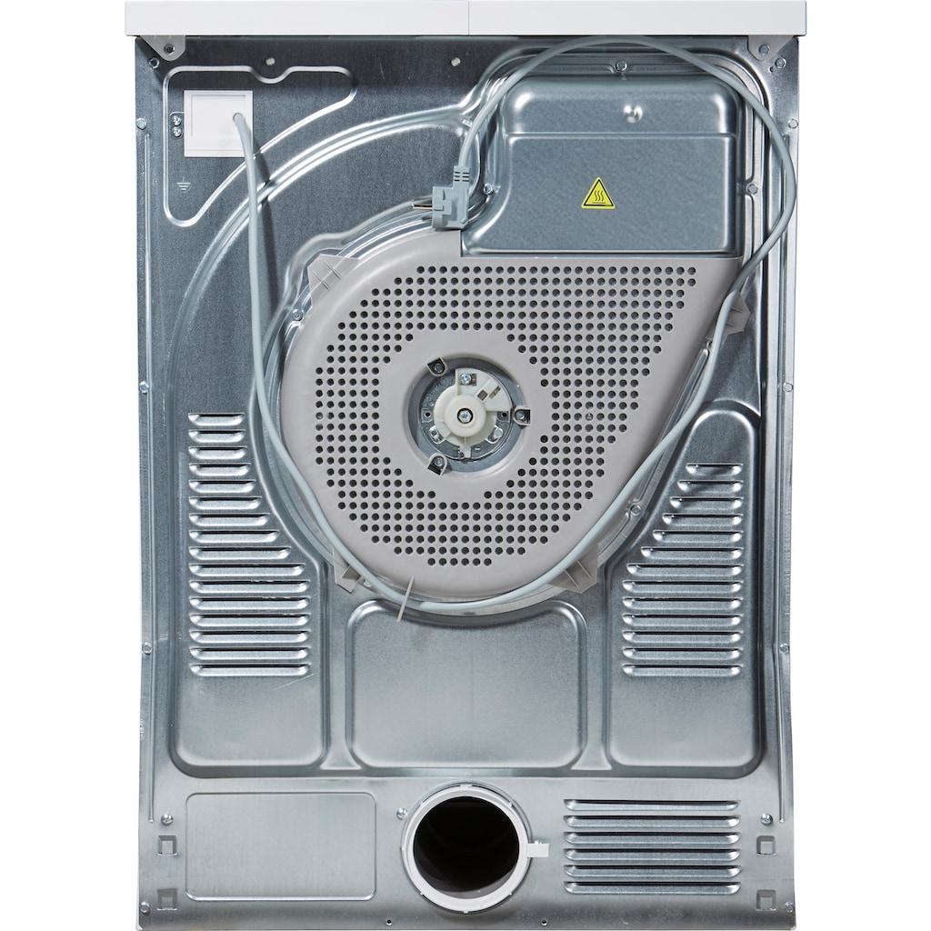 AEG Ablufttrockner »T65170AV«, LAVATHERM, Knitterschutz