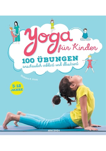 Buch »Yoga für Kinder / Shobana R. Vinay« kaufen