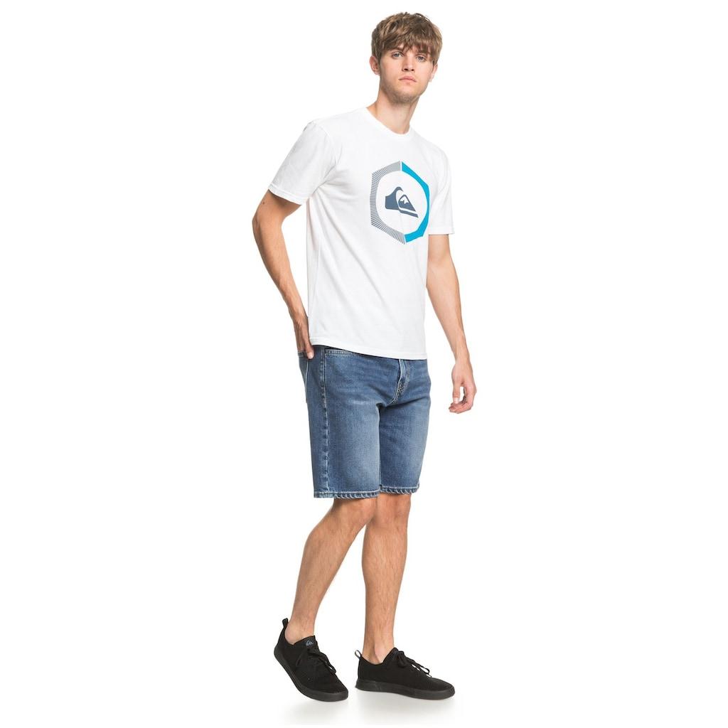 "Quiksilver Jeansshorts »Aqua Cult Aged 20""«"
