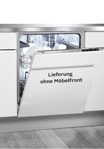 BEKO vollintegrierbarer Geschirrspüler, 9,5 Liter, 14 Maßgedecke kaufen