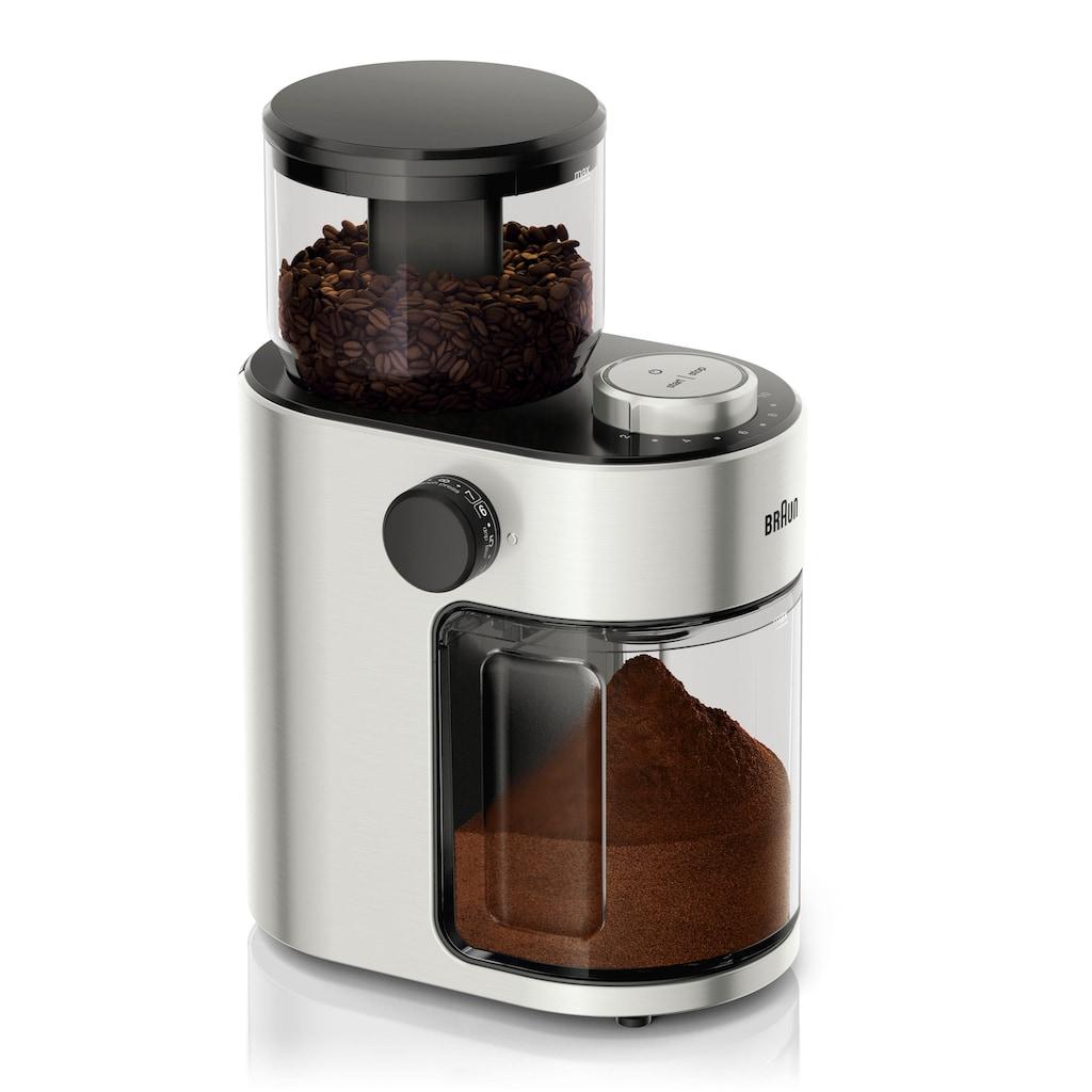 Braun Kaffeemühle »Kaffeemühle FreshSet KG7070«, mit Überhitzungsschutz