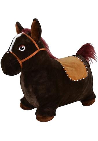CHIC2000 Hüpftier »Pferd, braun« kaufen