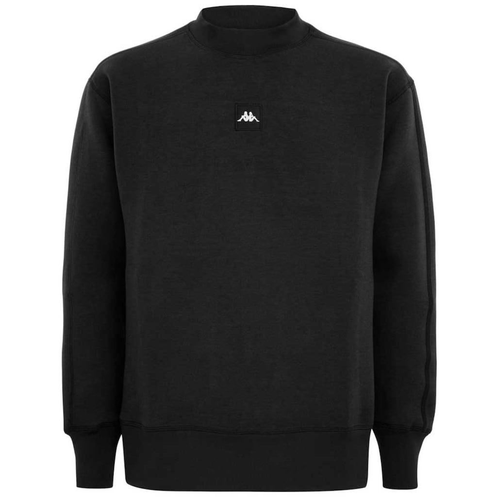 Kappa Sweatshirt »AUTHENTIC BARIN«, aus der Kappa JPN Kollektion