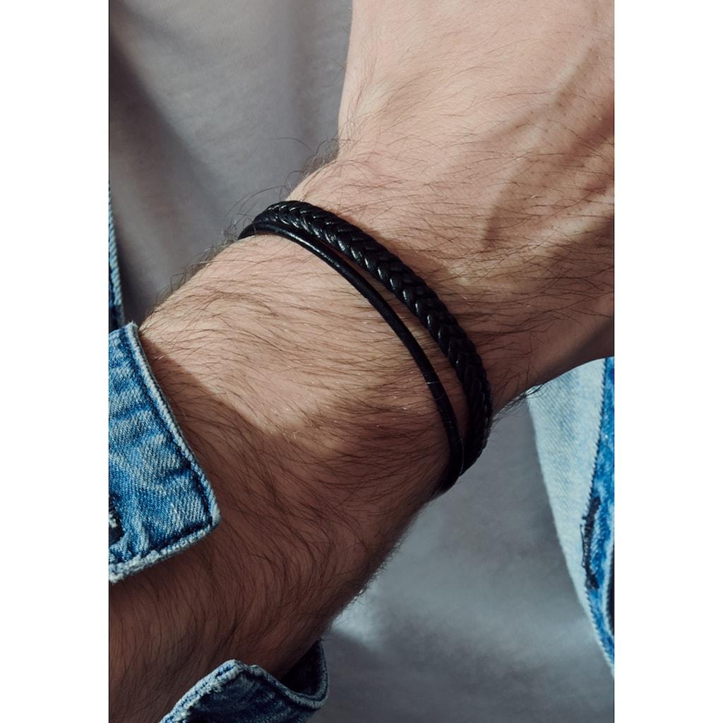 XENOX Armband »LEATHER & MORE, X2594B«
