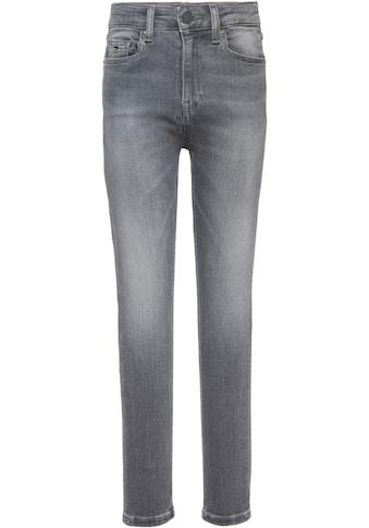 Tommy Hilfiger Stretch-Jeans »SYLVIA HR SKINNY« kaufen