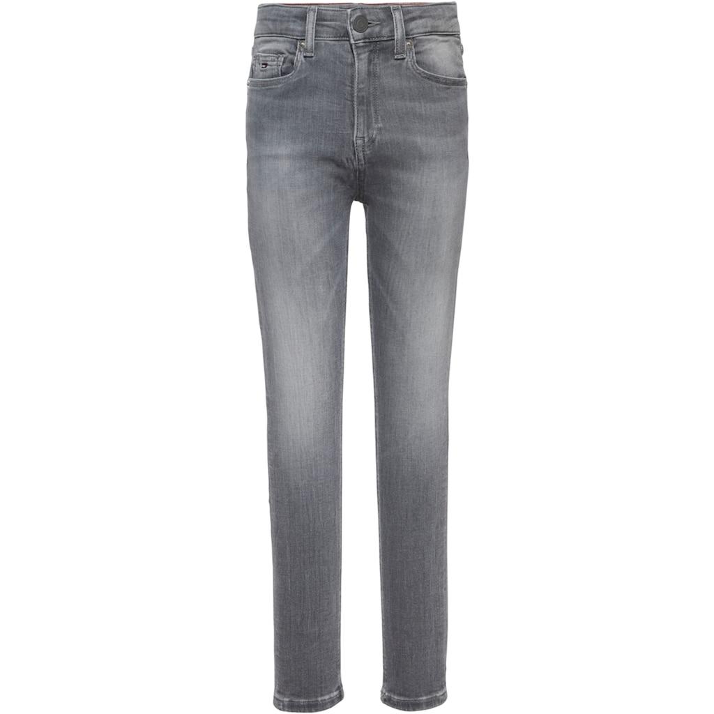 Tommy Hilfiger Stretch-Jeans »SYLVIA HR SKINNY«