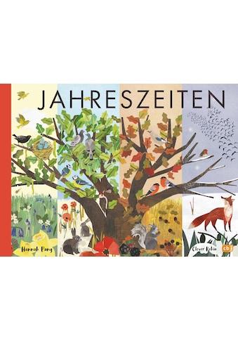 Buch »Jahreszeiten / Hannah Pang, Clover Robin, Karlheinz Dürr« kaufen
