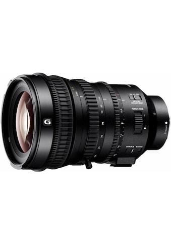 Sony Normalobjektiv »SELP18110G« kaufen