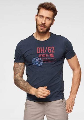 Daniel Hechter T-Shirt »DH/62 WORKOUT« kaufen