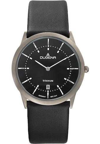 Dugena Quarzuhr »Modena XL Titan, 4460338« kaufen