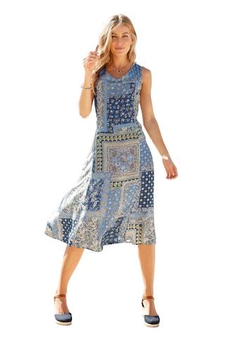 Classic Inspirationen Kleid in weit schwingender Bahnenform kaufen