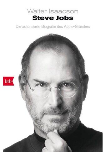 Buch »Steve Jobs / Walter Isaacson, Antoinette Gittinger, Oliver Grasmück, Dagmar... kaufen