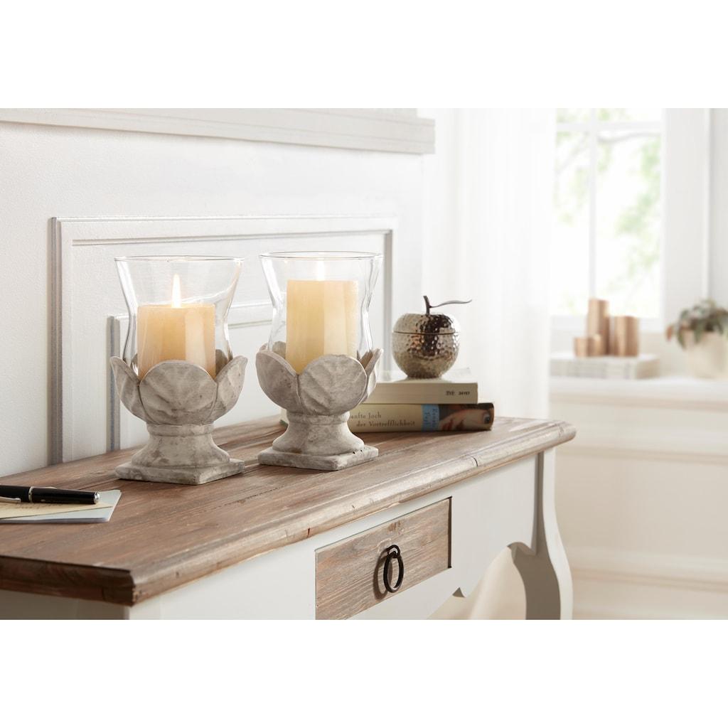 Home affaire Windlicht »Antik-Windlicht«
