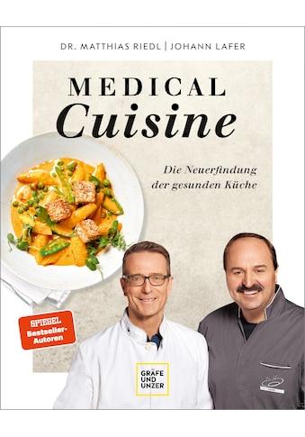 Buch »Medical Cuisine / Johann Lafer, Matthias Riedl« kaufen