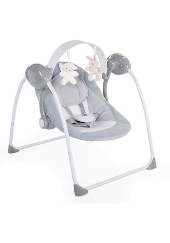 Chicco Babyschaukel »Relax & Play, Cool Grey«, bis 9 kg, elektrisch kaufen