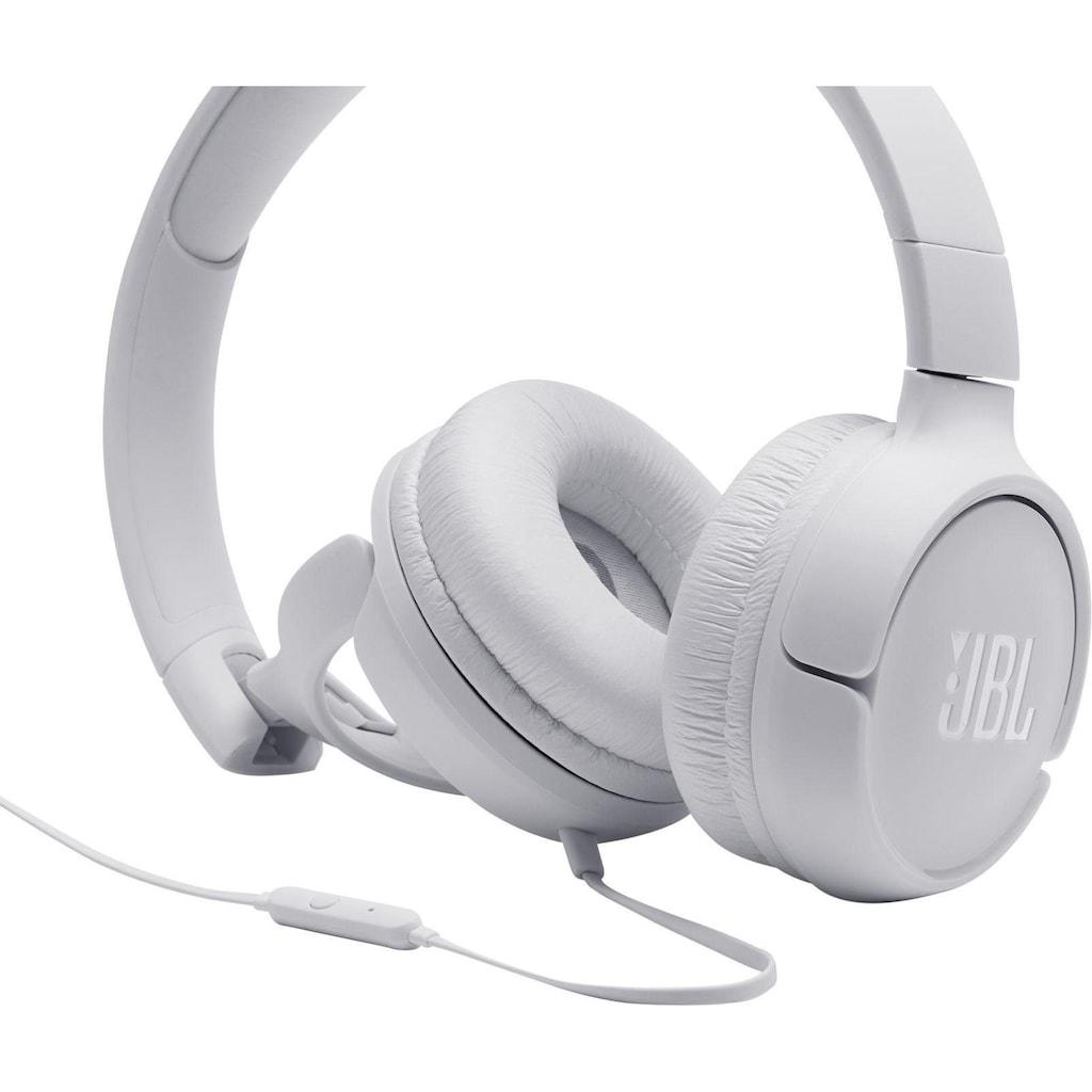 JBL On-Ear-Kopfhörer »TUNE 500«, Sprachsteuerung
