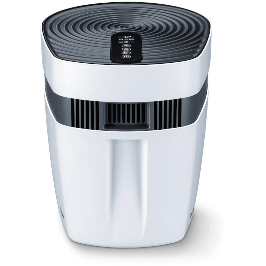 BEURER Kombigerät Luftbefeuchter und -reiniger »MK 500 + MK 500 Kombi Set«, für 50 m² Räume, inklusive Kombi-Set