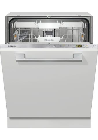 Vollintegrierter Geschirrspüler, Miele, »G 5050 SCVi Active  Edelstahl« kaufen