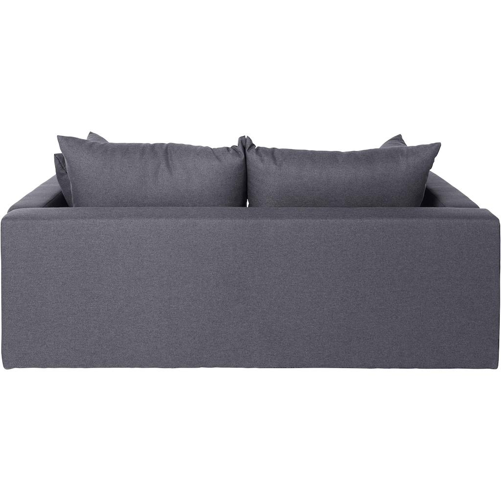 COLLECTION AB Schlafsofa, lässt sich schnell und einfach in ein bequemes Bett umwandeln, inklusive Bettkasten