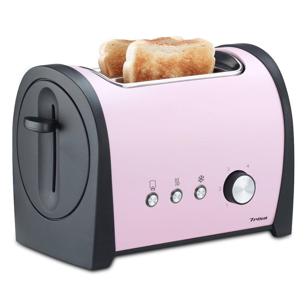 Trisa Toaster »Retro Line«, 800 W