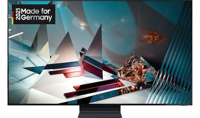 """Samsung QLED-Fernseher »GQ65Q800T«, 163 cm/65 """", 8K, Smart-TV kaufen"""