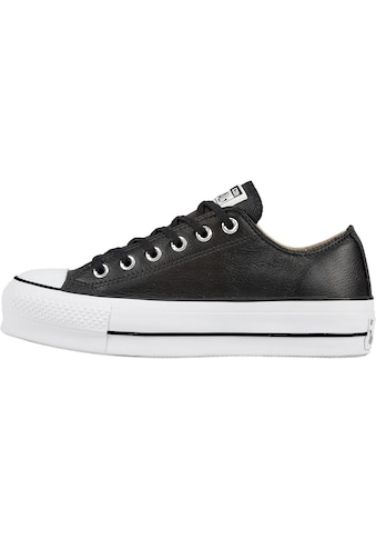 Converse Plateausneaker »Chuck Taylor All Star Lift Clean Ox« kaufen